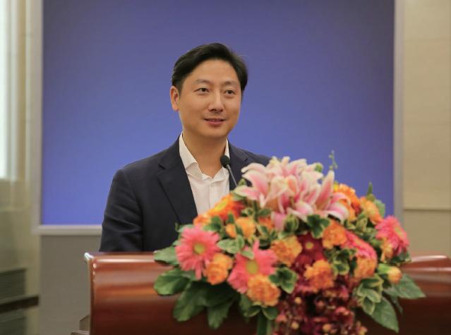 陈晓龙董事长在全国林业产业信用建设暨诚信企业品牌座谈会上重点发言
