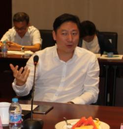 董事长参加中国林业新兴战略发展基金座谈会