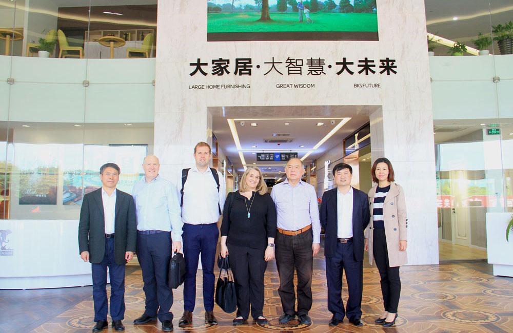 bwin体育手机版人造板集团承办中美欧林业产业高规格峰会 中外嘉宾齐聚丹阳研讨人造板